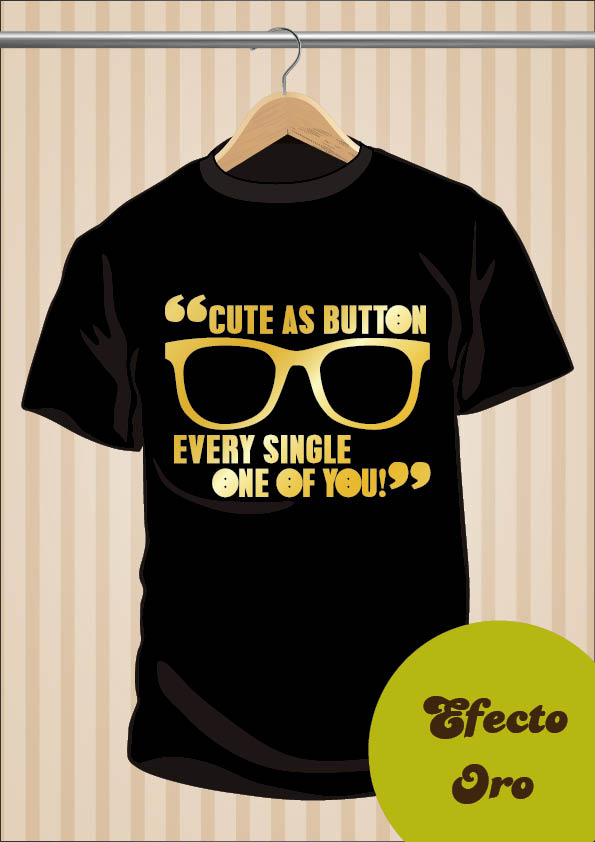 Cute As Button Every Single One Of You T-Shirt - UppStudio