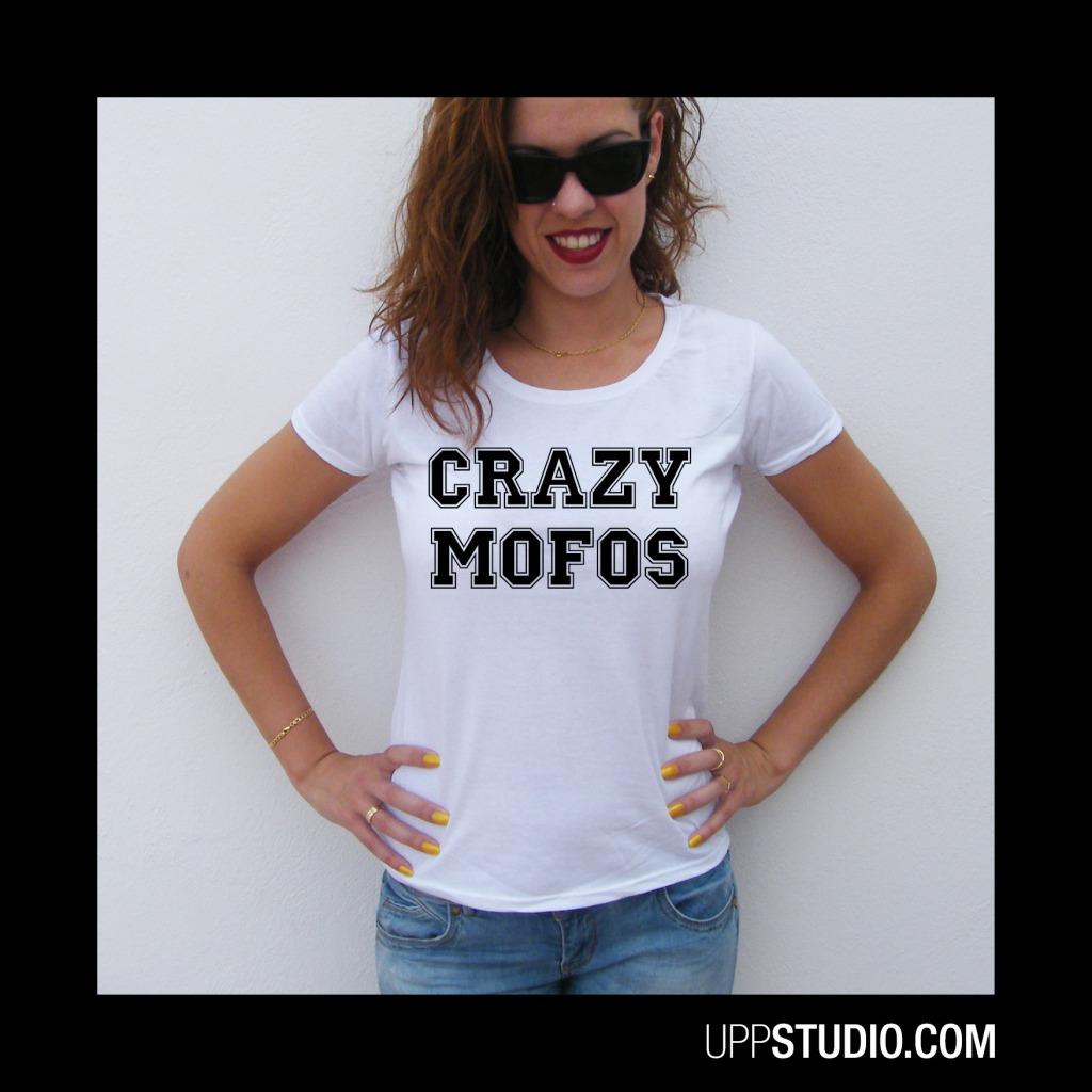 Crazy Mofos One Direction T-Shirt Tee Niall Horan | UppStudio