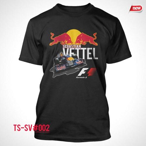 Sebastian Vettel Champion T-Shirt
