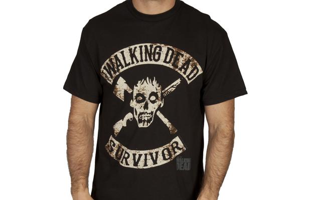 Walking Dead Survivor T-Shirt