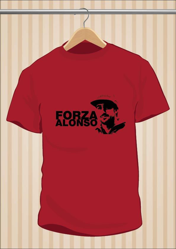 Forza Alonso T-Shirt