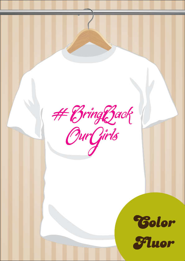 Bring Back Our Girls T-Shirt | UppStudio