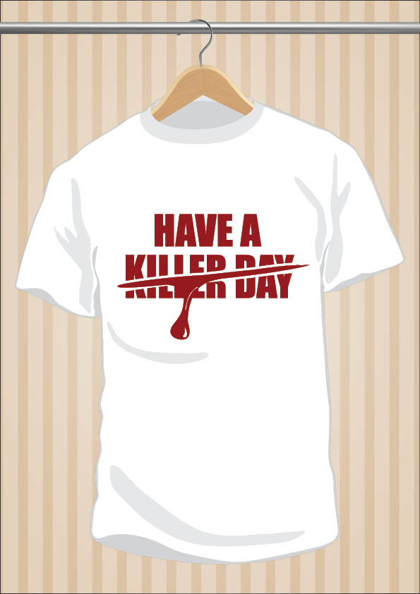Dexter Have A Killer Day T-Shirt | UppStudio