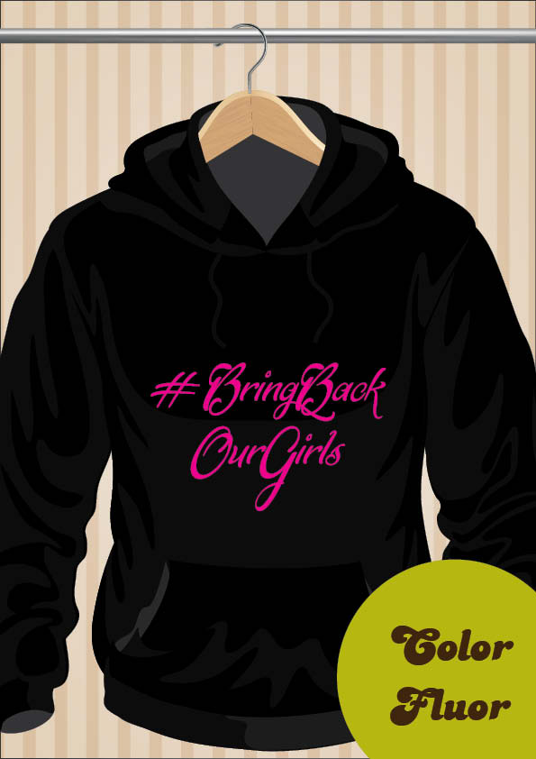 Bring Back Our Girls Hoodie | UppStudio
