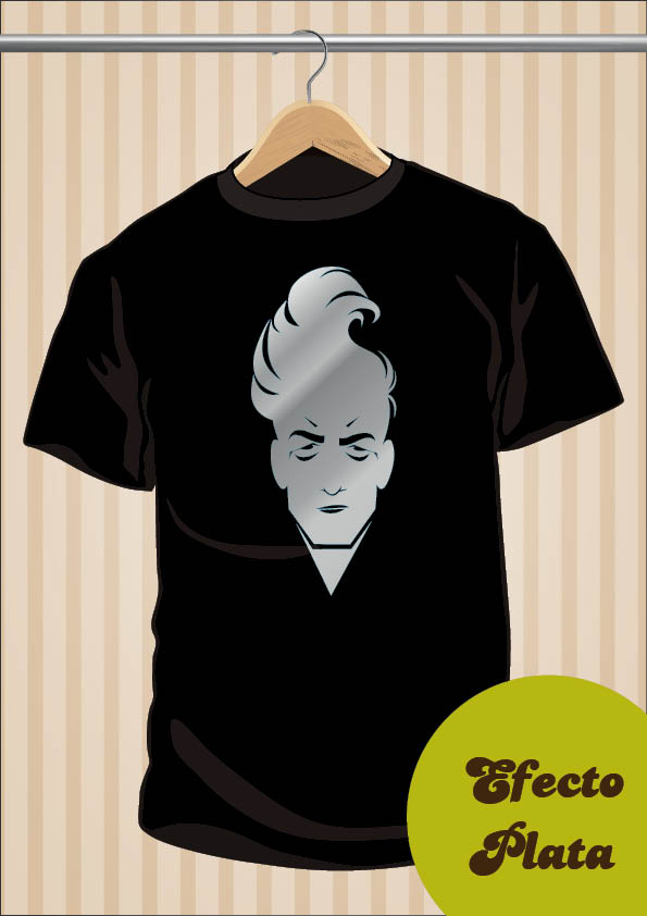 David Lynch T-Shirt | UppStudio