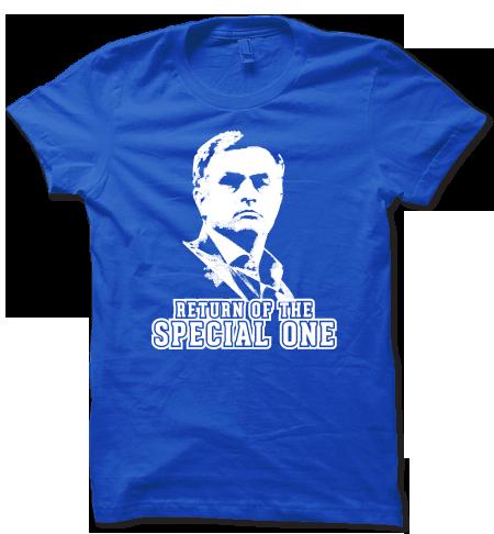 Mourinho T-Shirt | Return Of The Special One