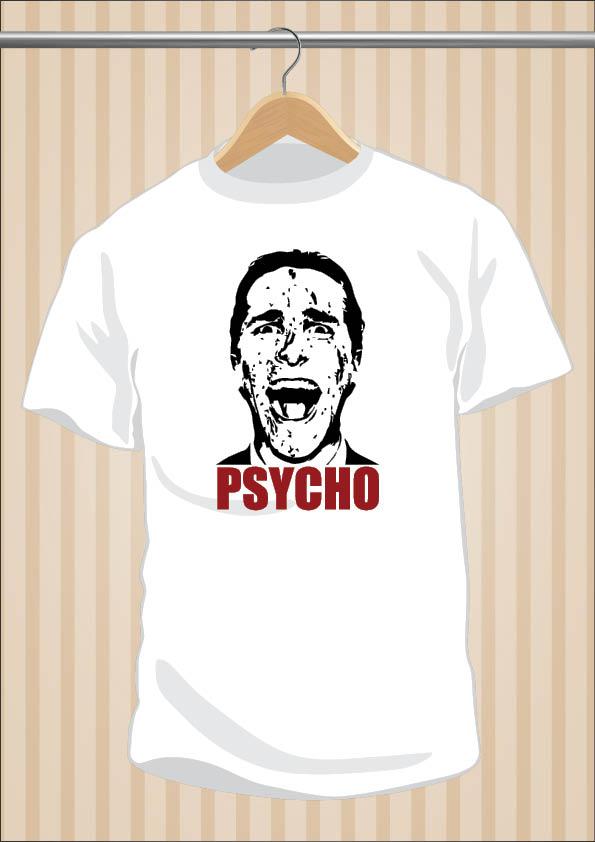 American Psycho T-Shirt | UppStudio