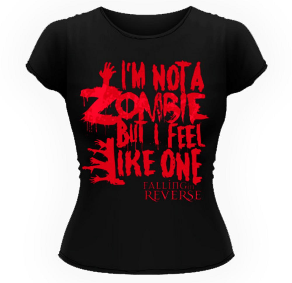 I'm Not a Zombie But I Feel Like One T-Shirt
