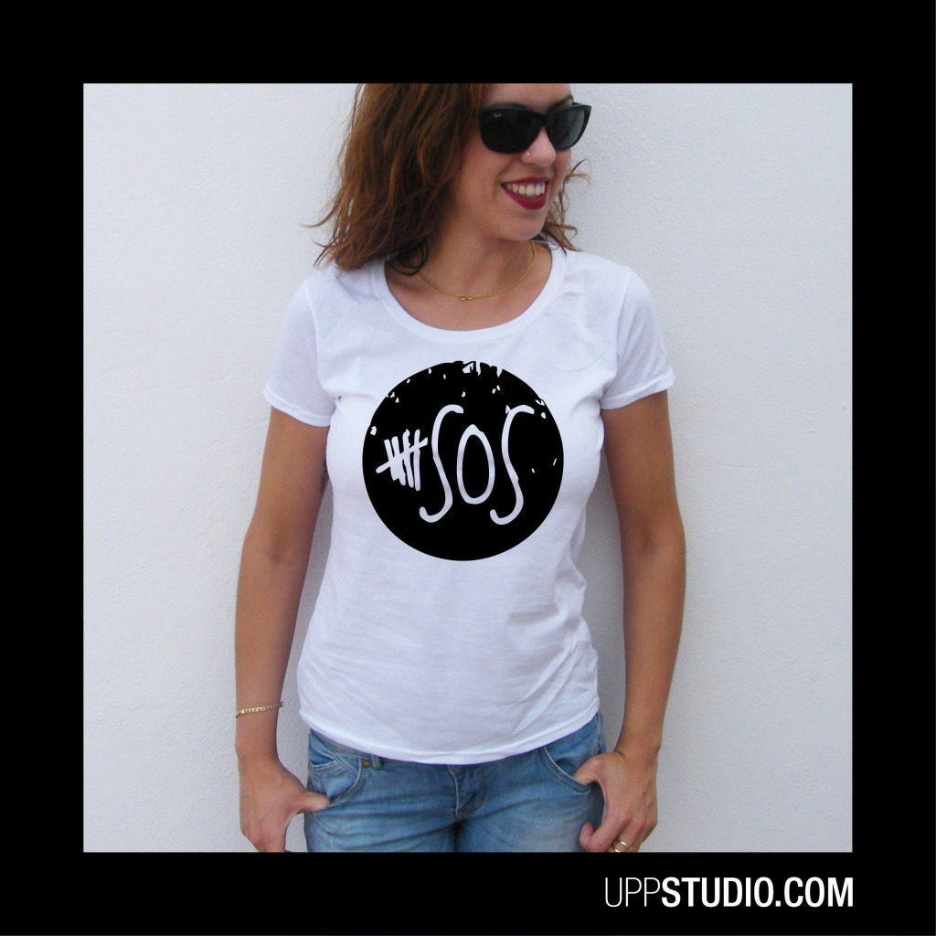 5SOS 5 Seconds Of Summer T-Shirt Tee | UppStudio