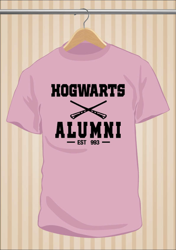 Hogwarts School Alumni | Harry Potter | UppStudio