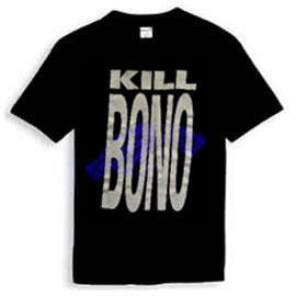 Kill Bono T-Shirt | u2