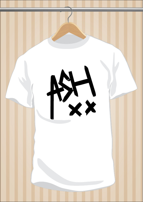 Ash T-Shirt | 5SOS | Ashton Irwin 5 Seconds Of Summer | UppStudio