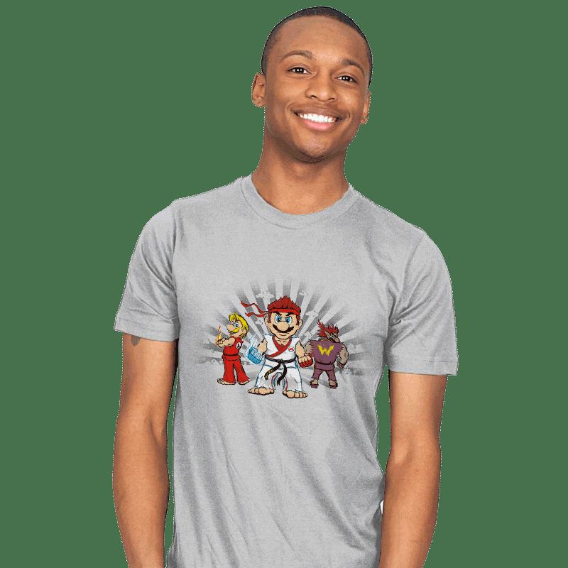 Super Mario Bros T-Shirt | Smash Brotherhood