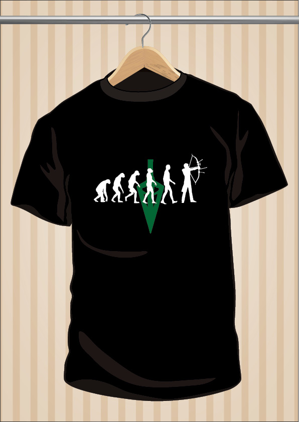 Arrow Oliver Queen T-Shirt | UppStudio