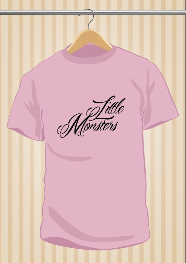 Lady Gaga Little Monsters T-Shirt | UppStudio