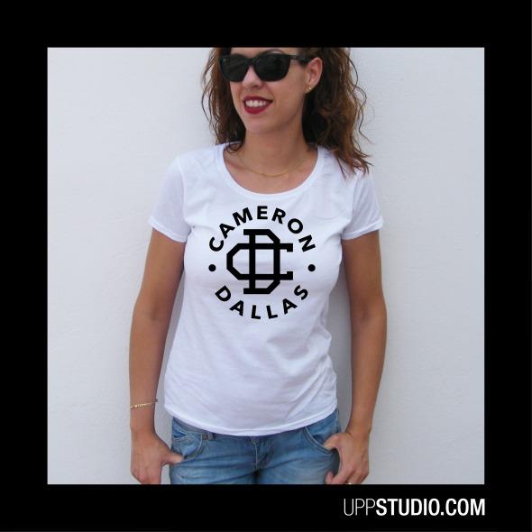 Cameron Dallas Cam Dallas T-Shirt Tee Magcon | UppStudio