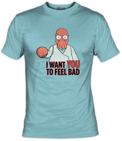 Zoidberg T-Shirt | Futurama