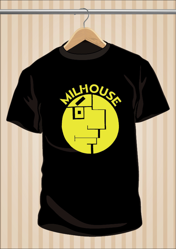 Milhouse T-Shirt | The Simpsons | UppStudio