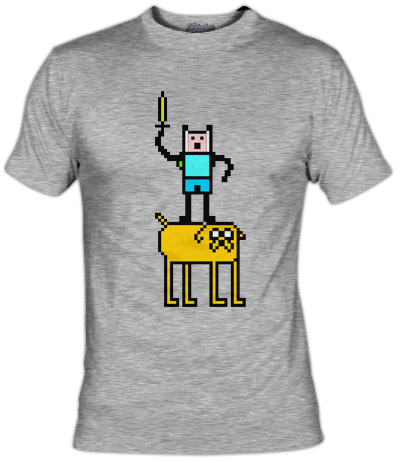 Adventure Time T-Shirt | Pixel Time