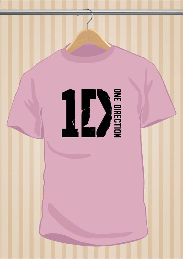 One Direction 1D T-Shirt | UppStudio