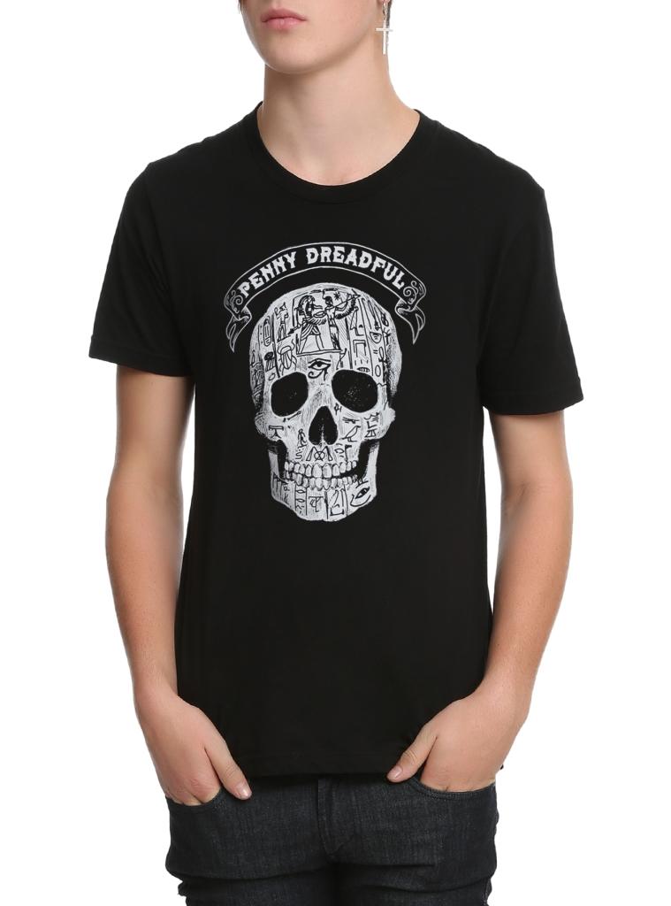 Penny Dreadful T-Shirt   Skull