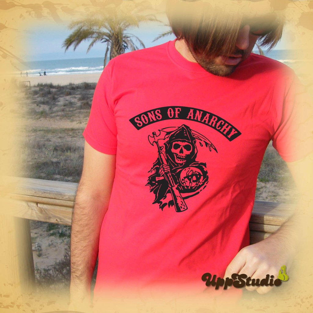 Sons Of Anarchy T-Shirt | UppStudio
