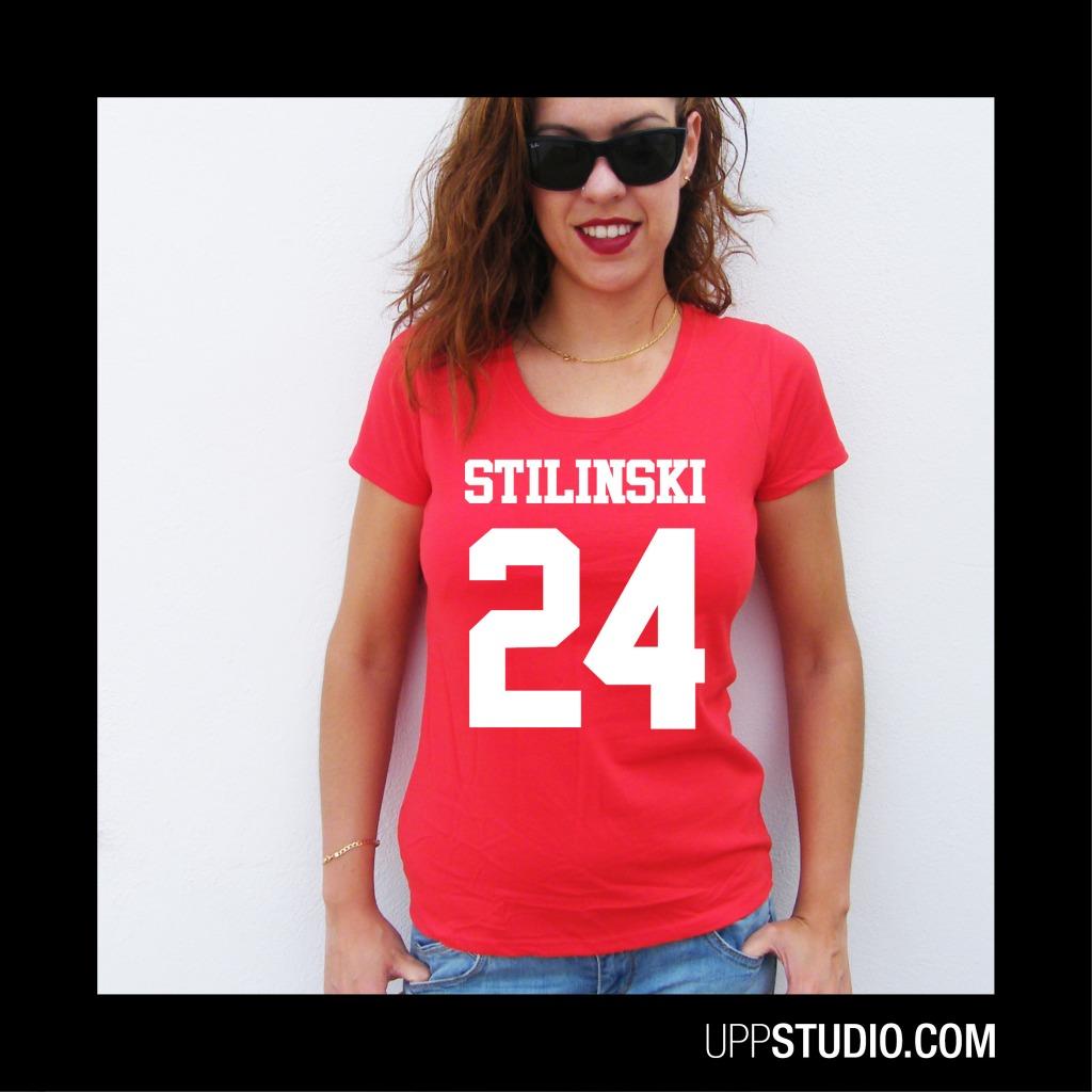 Stilinski 24 Teen Wolf T-Shirt Tee | UppStudio
