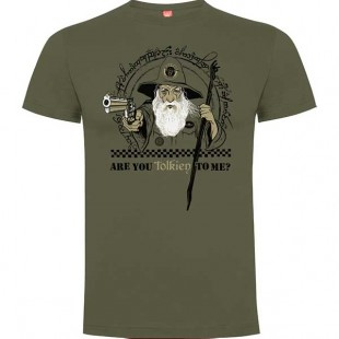 Are You Tolkien To Me T-Shirt| Reizentolo