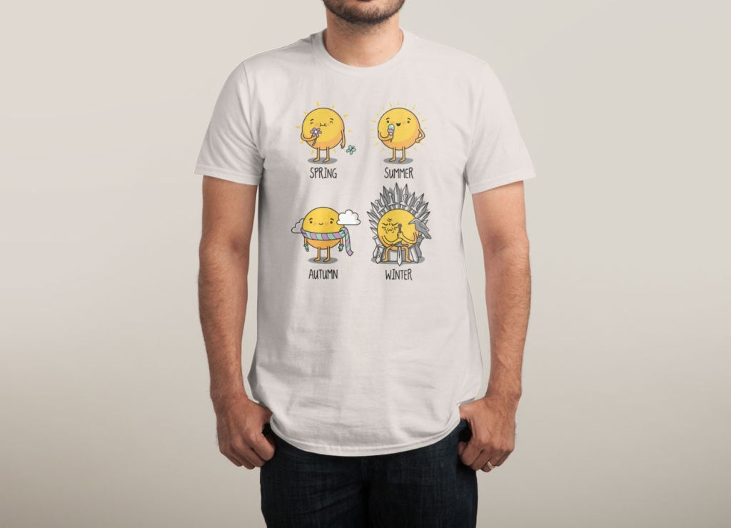 The Seasons T-Shirt | Threadless