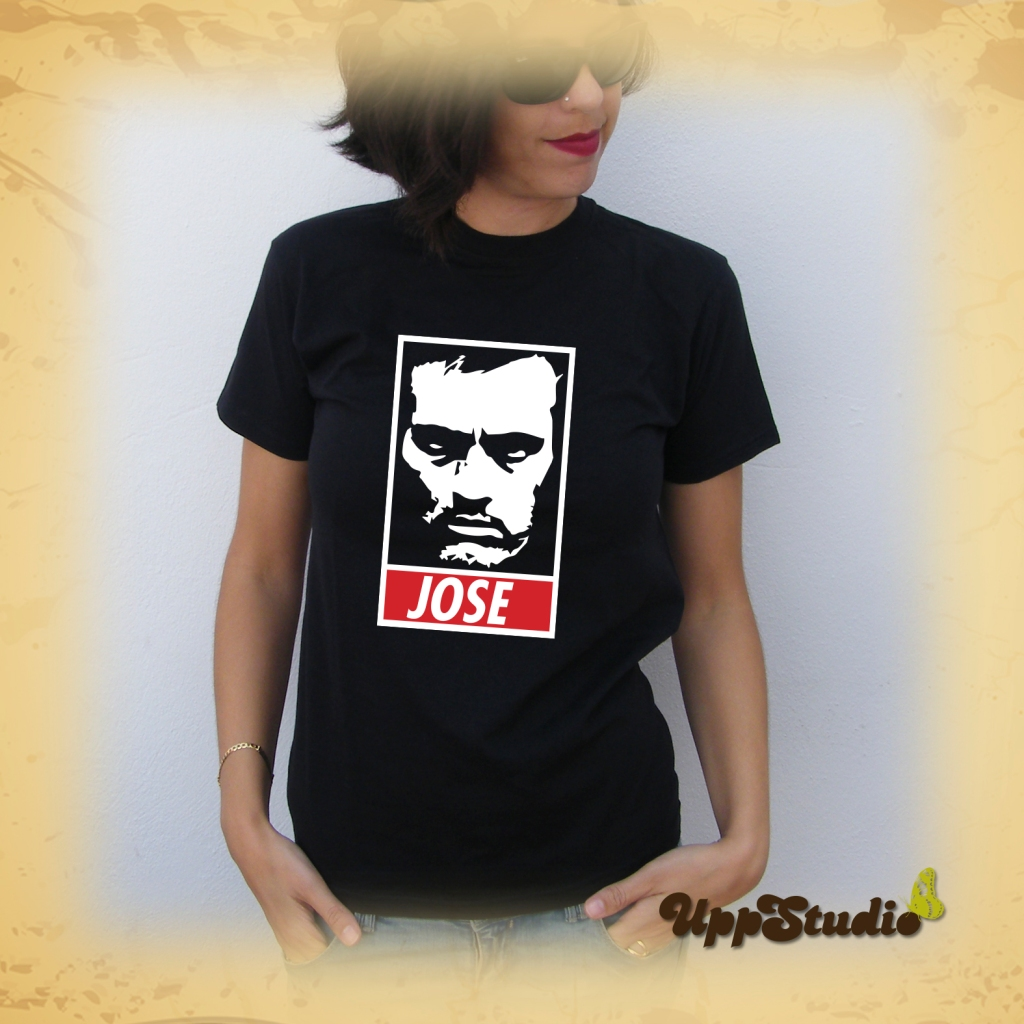 Jose Mourinho T-Shirt Tee | Disobey | The Special | Real Madrid | Chelsea | Inter | UppStudio