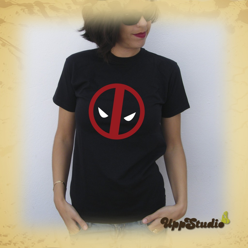 Deadpool T-Shirt | Marvel Comics | UppStudio