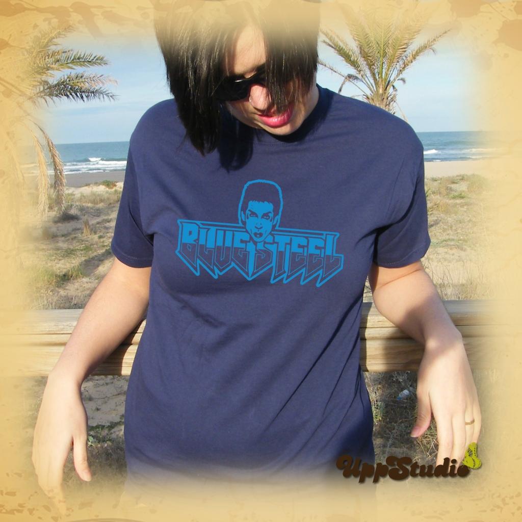 Zoolander Blue Steel T-Shirt Tee | UppStudio