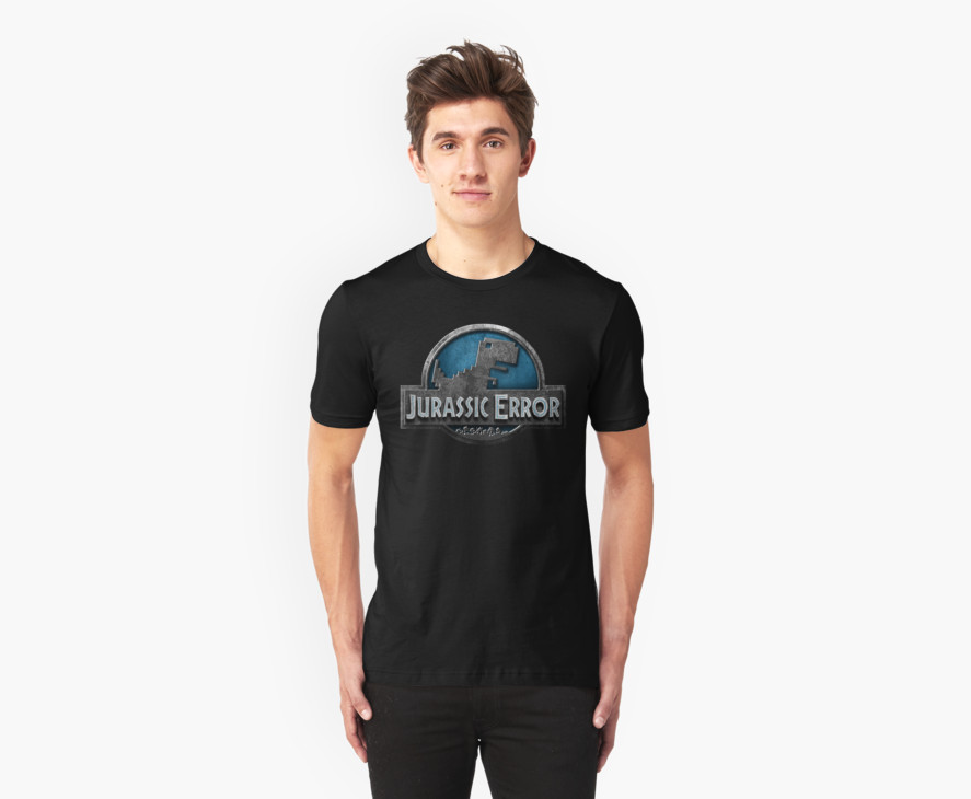 Jurassic Error T-Shirt | Jurassic World