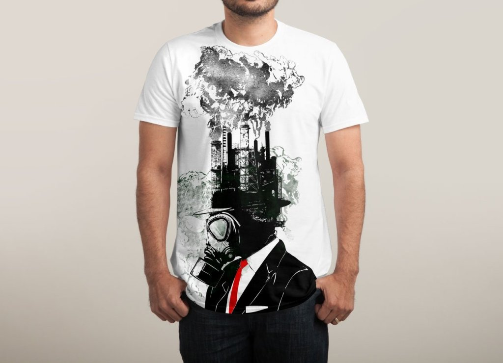 Business Man T-Shirt | Threadless