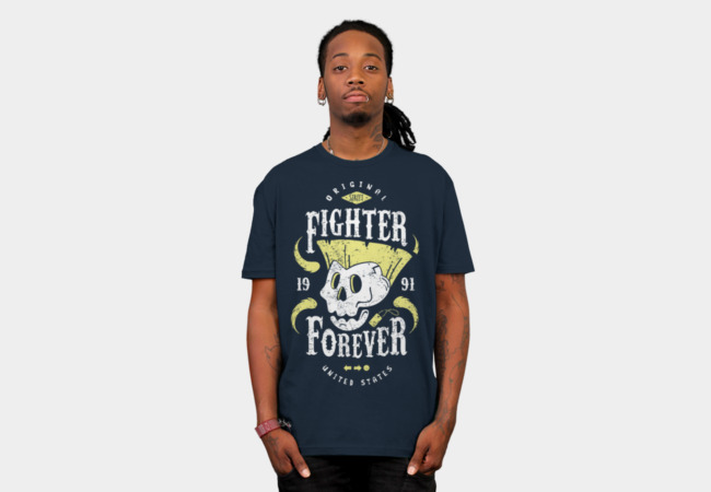 Fighter Forever T-Shirt