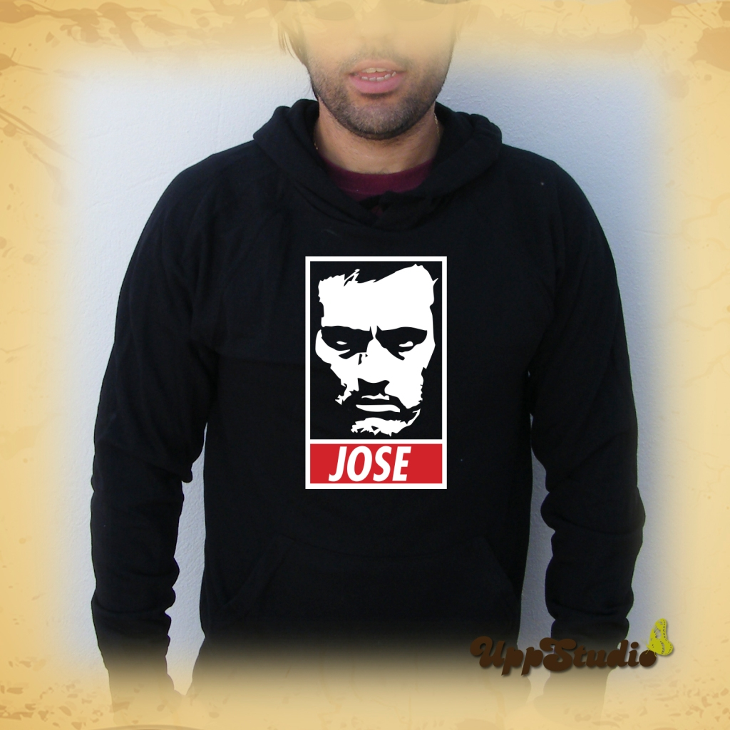 Jose Mourinho Hoodie Disobey The Special One | UppStudio