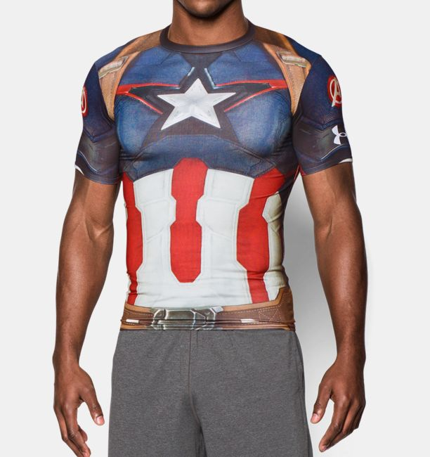 Captain America T-Shirt | Under Armour