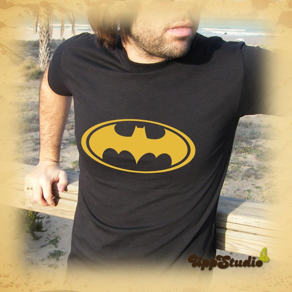 Batman Logo Symbol T-Shirt Tee | UppStudio