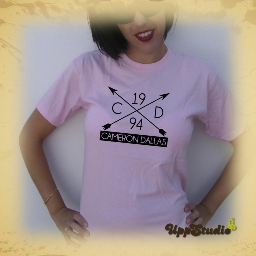 Cameron Dallas CD 1994 Cam Dallas T-Shirt Magcon Tee   UppStudio