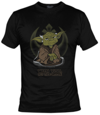 Star Wars Yoda T-Shirt | Fanisetas