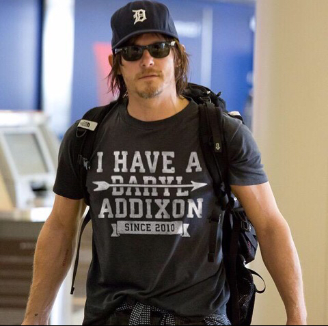 I Have a Daryl Addixon T-Shirt | The Walking Dead | UppStudio