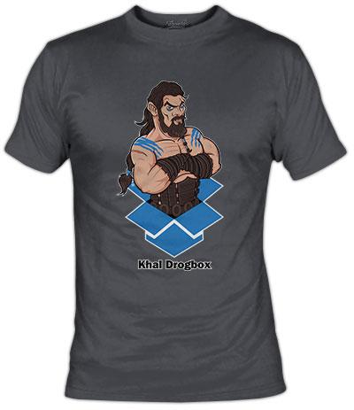 Khal Drogbox T-Shirt | Khal Drogo | Fanisetas | Game Of Thrones