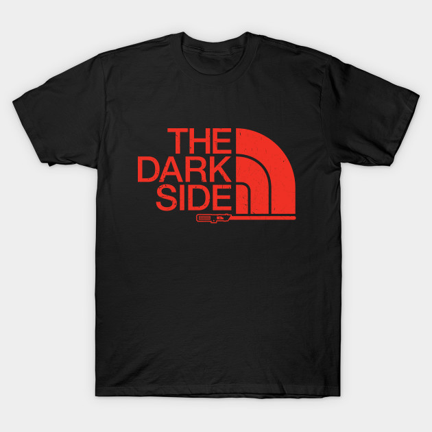 The Dark Side T-Shirt | Star Wars | TeePublic