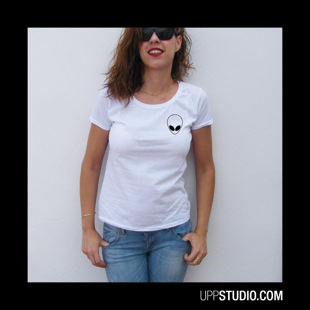 Alien T-Shirt | UppStudio