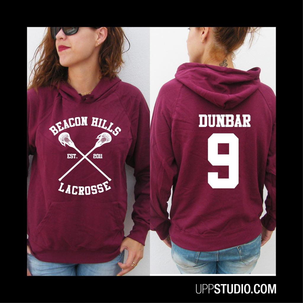 Liam Dunbar 9 Teen Wolf Hoodie Sweatshirt Felpa | UppStudio