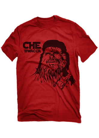 Che Bwacca T-Shirt | Star Wars