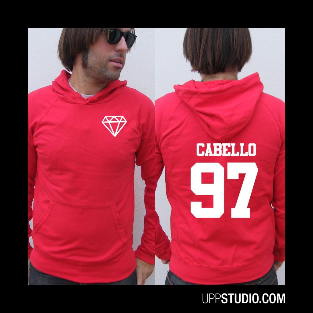 Camila Cabello 97 Hoodie | Sweatshirt | Felpa | UppStudio